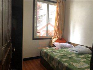 后山金橙小区3室2厅1卫32.8万元,家具家电齐全