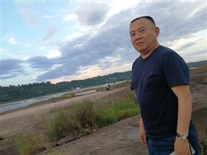 """(迈阿蜜)在线采访""""何三哥""""视察弥沱中坝旅游区经济前景!"""