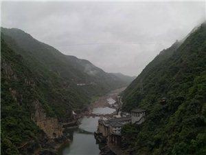 汉中石门栈道