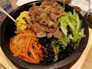日式石锅拌饭