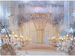 拾光花艺婚礼,您的婚礼私人管家