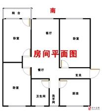 华英商贸城8号楼3室2厅1卫30万元