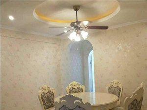 盛世蜀景中庭3跃4带花、豪华装修带家具中央空调