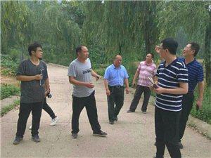 省电视台到陕州区采访脱贫攻坚