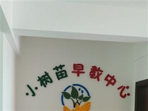 小树苗早教中心7月8号正式开课啦??