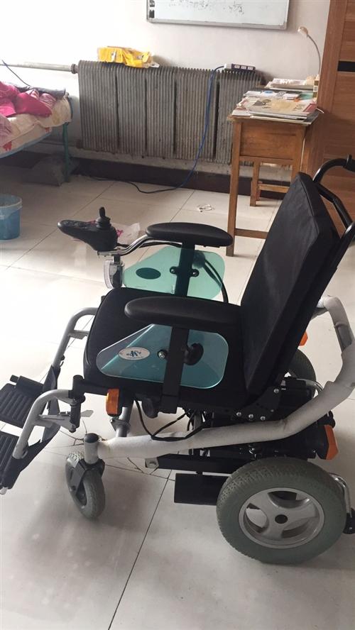 电动轮椅出售2500元,9成新