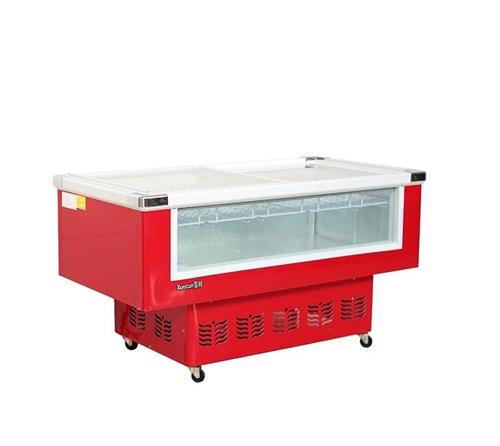 雪村1.5米冷柜,可上下兩層放,空間很大,之前買來開店用,后來一個人實在顧不過來店就沒開了。買來29...