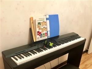 低价出售卡西欧px160电钢琴 卡西欧px160电钢琴,主机+三角踏板+木架+耳机+凳子,99成新,...