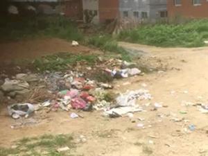 �厝��|夼村存在的垃圾堆,一直�]有人管!