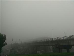 大雾天气出行注意安全