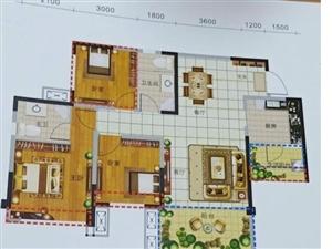 永兴一品3室2厅2卫95万元