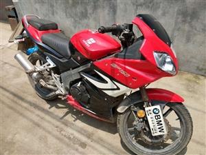隆鑫GP150摩托车低价3千转让手续齐全可随时上牌照,电话13693969456,微信同号