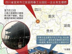四川江安爆燃事故救援结束工厂至今未通过消防验收