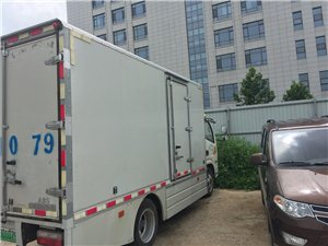 东风纯电动货车