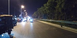 宋集镇高速出口公园