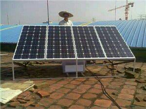 太阳能发电是一种创业机会