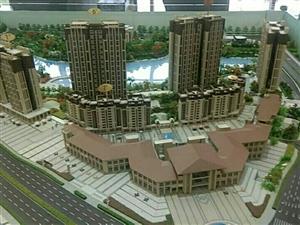 好消息,开阳高铁站麒龙香岸美域金街,临街旺铺门面出售。