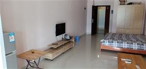 宝龙广场1室1厅单身公寓,便宜出租