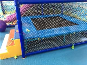 处理9成新,室内儿童游乐设备。