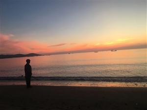 想去海边走走