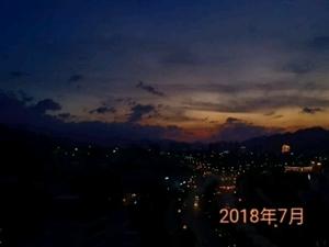 澳门威尼斯人官网县城日落,美爆了!