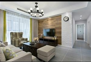 在简单的硬装架构之上,注入古典味道和现代生活元素,通过软装搭配来增添满室生机,把艺术气息