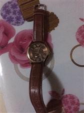 阿玛尼男士手表一块,绝对的正品