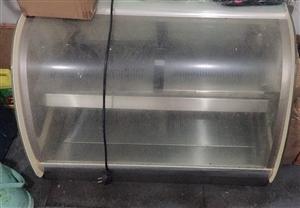 保温柜 全新的 店里用过1次!只是常放外面有点脏了!13867582524
