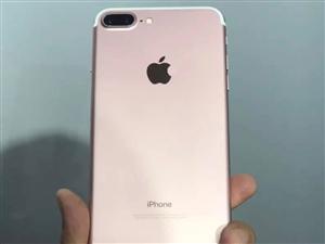iPhone7plus 玫瑰金32G 美版 全网通 ,手机全功能正常 ,就是边角 有磕碰 自定义85...