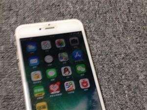 苹果6plus国行16g     金色 用起来非常的舒服流利不卡,给老婆换手机了,使用一年多,这个6...