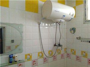 草湖路北口两室一厅独院有空调热水