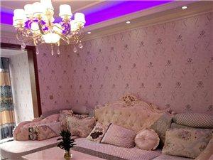 城南电梯房锦绣爱玛公馆满2年产权精装3室2厅1卫