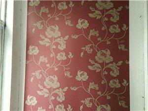 无纺布墙纸卧室背景墙壁纸