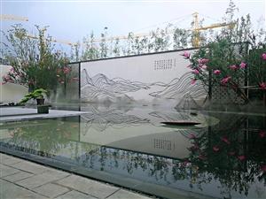金樾华府,打造邛崃首家新中式风格的洋房,95平米,118平米13402810240