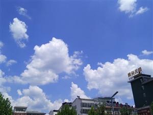 大澳门威尼斯人官网的蓝天白云永远是那么美