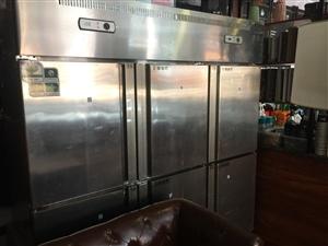 低价出售二手商业用大冰柜两台要的联系了……好货多,抓紧时间联系了……