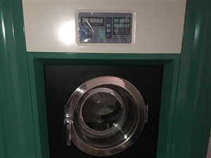 洁丰干洗机,烘干机,水洗机,熨台,消毒柜整套转让,9层新