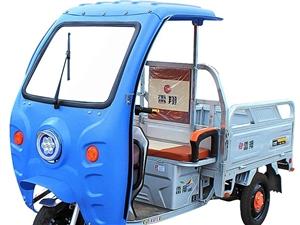 电动三轮车9.5成新带超大蓄电池
