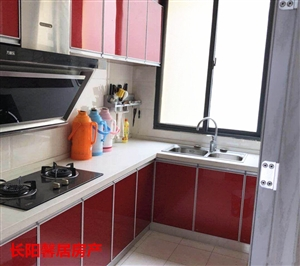 长阳吉安园林小区3室2厅2卫60万元
