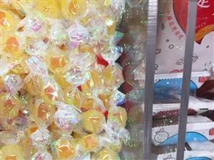 梅西步步高超市卖糖盒子