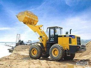 转让 2011年山工652B装载机,五零型铲车