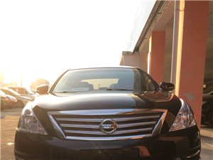 尼桑天籁2012年1月 精品一手车