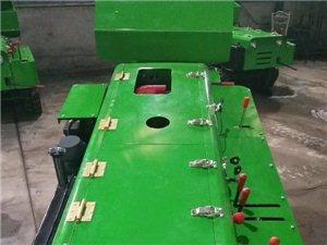 新款履带式开沟施肥埋肥一体机