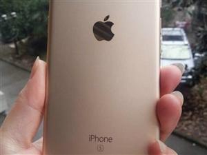 准备换新手机,闲置苹果6S 64G金色低价出售。功能完好,吃鸡,打王者荣耀都没问题。