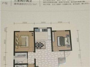 唐街御景城3室 2厅 2卫66万元