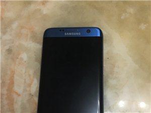 自用原版三星手机S7(全新)有意请联系我