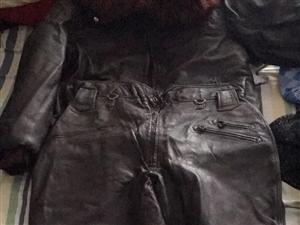 正宗军用飞行服,只穿了一年不用了,冬季骑摩托车穿绝对打不透!