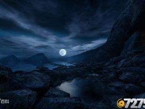 月光在秋风里流浪文/覃永茂