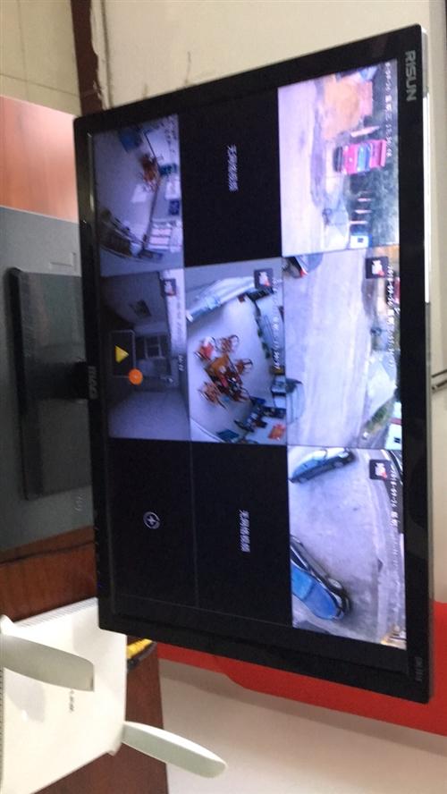 监控8路监控录像