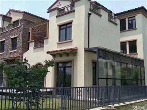 私家独院联排别墅首付35万 现房不限购